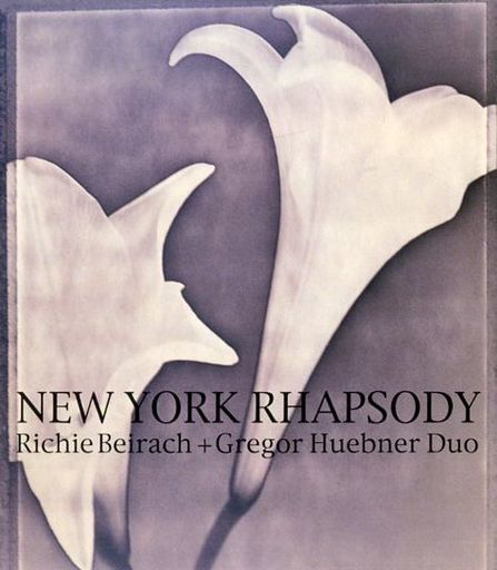 【中古】ジャズCD リッチー&グレガー/ニューヨーク・ラプソディ