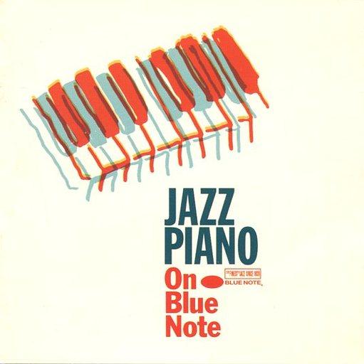 【中古】ジャズCD オムニバス / ジャズ・ピアノ・オン・ブルー・ノート(廃盤)