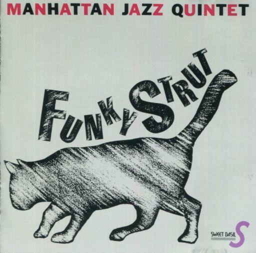 【中古】ジャズCD マンハッタン・ジャズ・クインテット / ファンキー・ストラット(廃盤)
