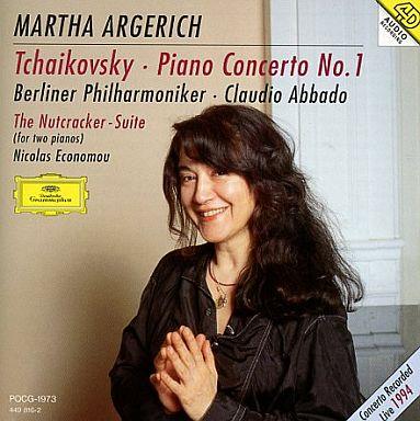 【中古】クラシックCD マルタ・アルゲリッチ(ピアノ) / チャイコフスキー: ピアノ協奏曲第1番、他