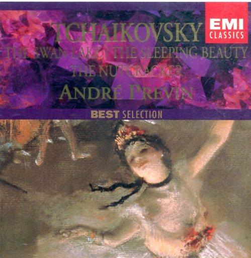 【中古】クラシックCD プレヴィン(アンドレ) / チャイコフスキー:3大バレエ・ハイライト