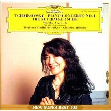 【中古】クラシックCD アルゲリッチ(マルタ) / チャイコフスキー:ピアノ協奏曲第1番/くるみ割り人形