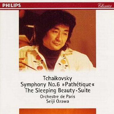 【中古】クラシックCD 小澤征爾 / チャイコフスキー:悲愴*交響曲第6番ロ短調(限定盤)