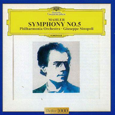 【中古】クラシックCD シノーポリ(ジュゼッペ) / マーラー:交響曲第5番