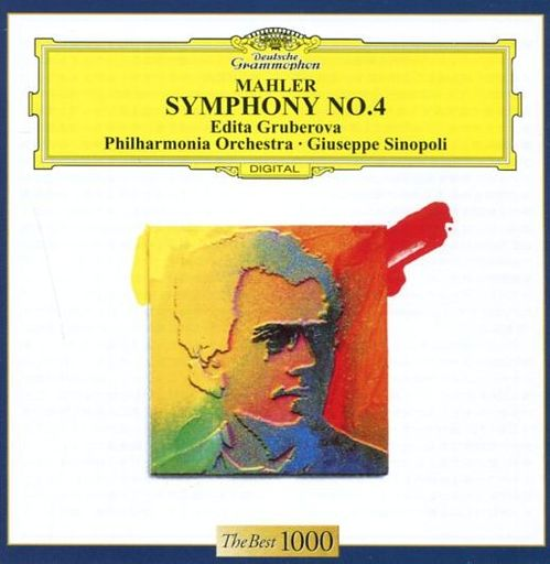 【中古】クラシックCD シノーポリ(ジュゼッペ) / マーラー:交響曲第4番