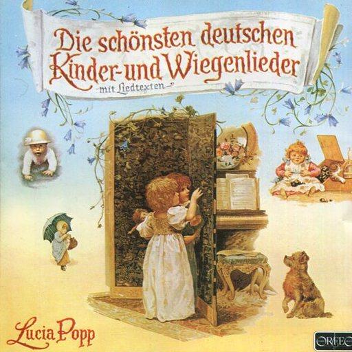 「霞か雲か/ちょうちょう ・ルチア・ポップ/ドイツの子供の歌と子守歌」の画像検索結果