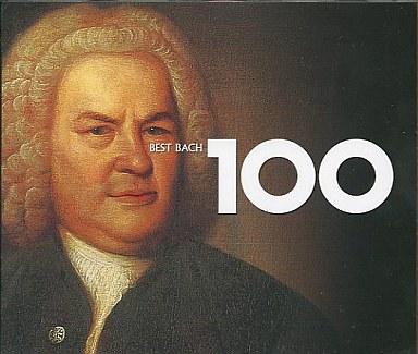 【中古】クラシックCD ベスト・バッハ100