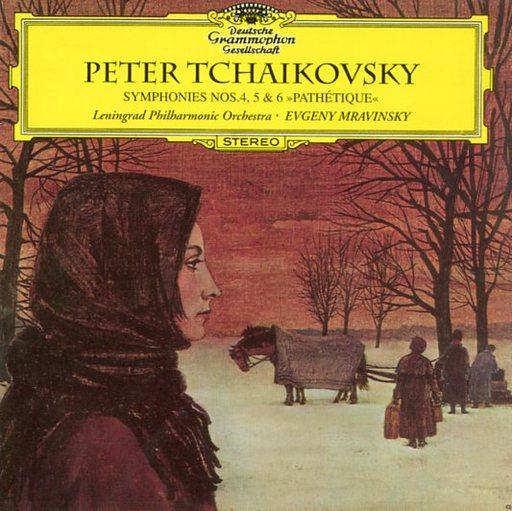 Muravinsky (Evgeni) / Tchaikovsky: Symphony Nos. 4-6 (Limited Edition)
