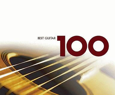 【中古】クラシックCD ベスト・ギター100