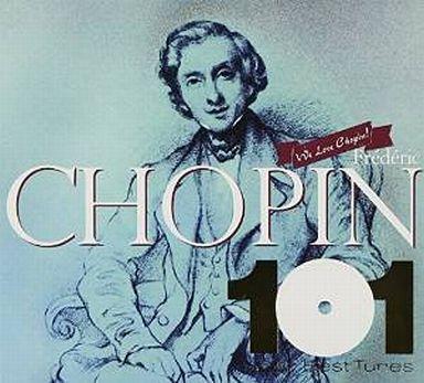 【中古】クラシックCD ショパン・ベスト101?WE LOVE CHOPIN!