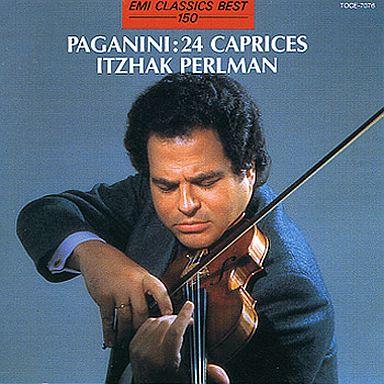 【中古】クラシックCD パールマン(ヴァイオリン) / パガニーニ:24のカプリース