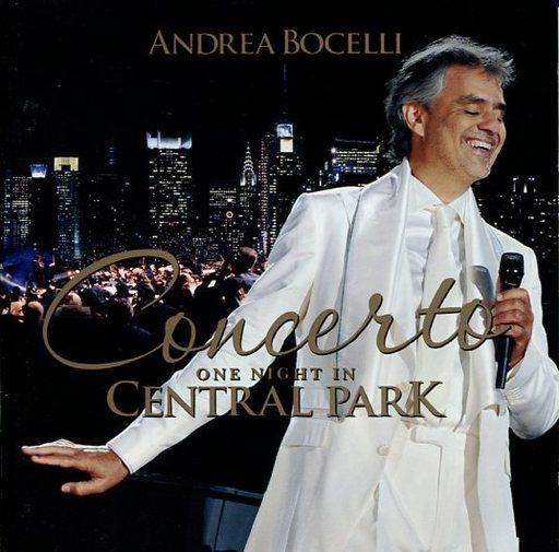 【中古】クラシックCD アンドレア・ボチェッリ / 奇蹟のコンサート?セントラルパークLIVE[スペシャル・エディション][限定版]