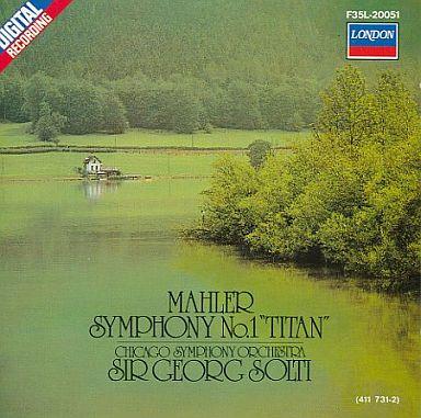 【中古】クラシックCD ショルティ(指揮)/マーラー:交響曲第1番「巨人」