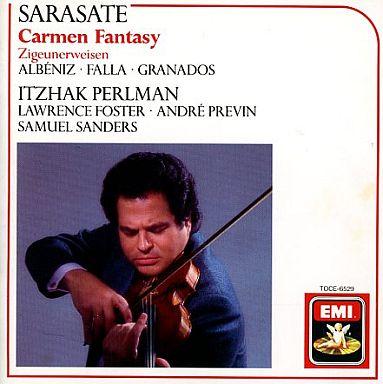 【中古】クラシックCD パールマン(ヴァイオリン) / サラサーテ:ツィゴイネルワイゼン