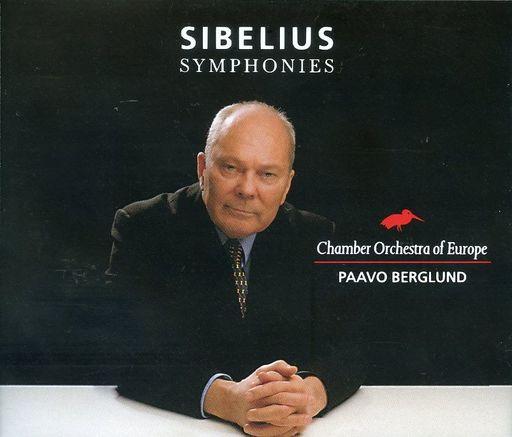 【中古】クラシックCD ベルグルンド / シベリウス:交響曲全集