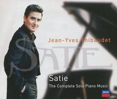 【中古】クラシックCD ジャン=イヴ・ティボーデ(ピアノ) / サティ:ピアノ・ソロ作品全集