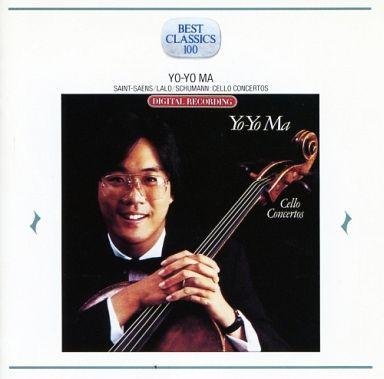 【中古】クラシックCD ヨーヨー・マ / サン=サーンス、ラロ、シューマン:チェロ協奏曲