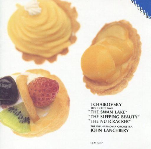 【中古】クラシックCD ジョン・ランチベリー(指揮) フィラデルフィア管弦楽団 / チャイコフスキー:3大バレエ・ハイライト(「白鳥の湖」・「眠りの森の美女」・「くるみ割り人形」)