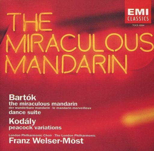 【中古】クラシックCD フランツ・ウェルザー=メスト(指揮) ジェレミー・ジャックマン(合唱指揮) / バルトーク:中国の不思議な役人他