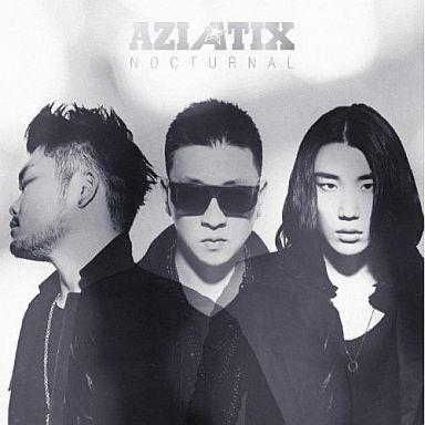 【中古】邦楽インディーズCD AZIATIX / NOCTURNAL[DVD付初回]