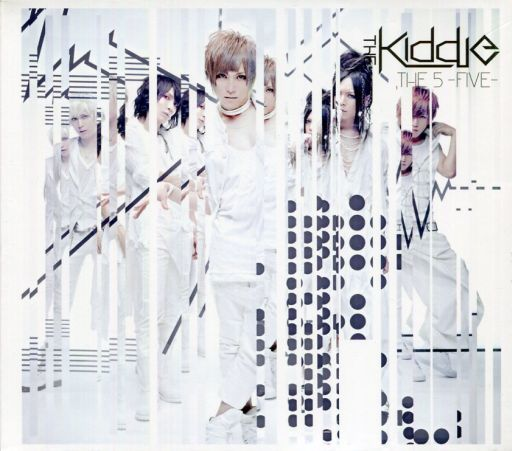 THE KIDDIE / THE 5-FIVE-[DVD付初回限定盤]