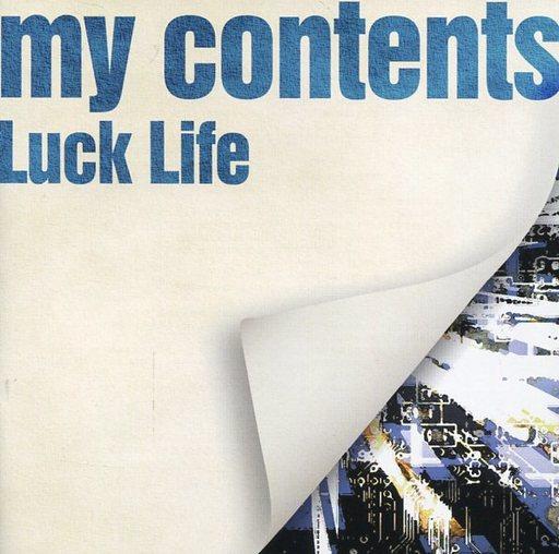 【中古】邦楽インディーズCD ラックライフ / my contents[ライブ会場限定盤]