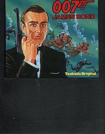 【中古】セガSG1000ソフト 007 JAMES BOND オセロマルチビジョン