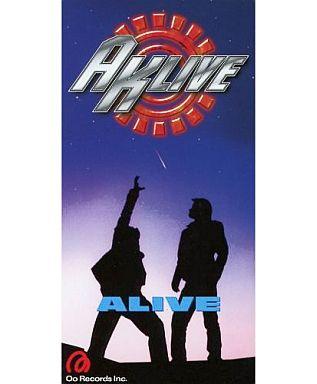 【中古】シングルCD AK LIVE / ALIVE(廃盤)