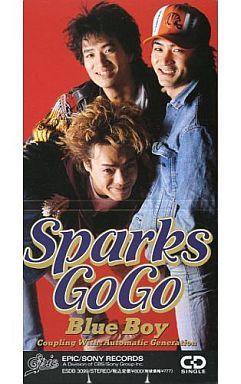 SPARKS GO GO / Blue Boy(廃盤) ...