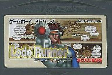 【中古】GBAソフト ロードランナー (箱説なし)