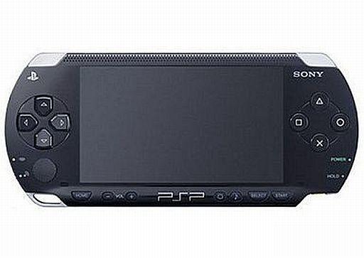 PSP本体 ブラック(本体単品/付属品無) (箱説なし)