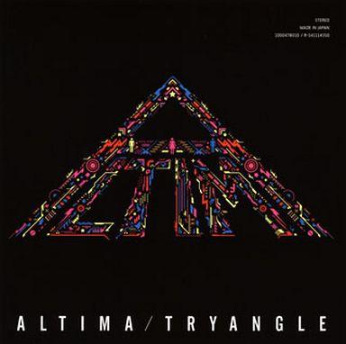 【中古】アニメ系CD ランクB) ALTIMA / TRYANGLE[DVD付初回限定盤](特典欠)