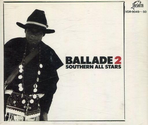 【中古】邦楽CD ランクB)サザンオールスターズ / バラッド2 '83?'86