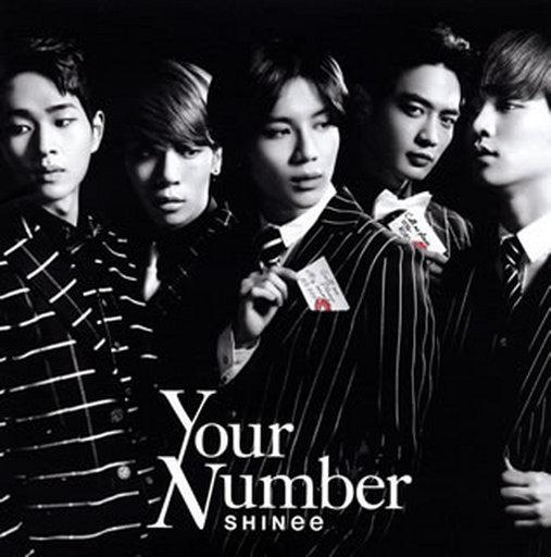 【中古】洋楽CD ランクB)SHINee / Your Number[通常盤]