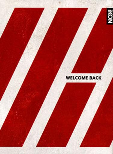 【中古】洋楽CD ランクB)iKON / WELCOME BACK[DVD付初回限定盤]