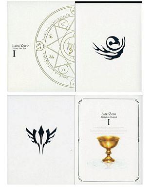 Fate/Zero Blu-ray Disc Box I