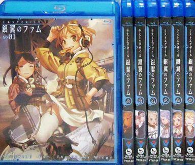 【中古】アニメBlu-ray Disc ラストエグザイル -銀翼のファム- 限定版 全7巻セット