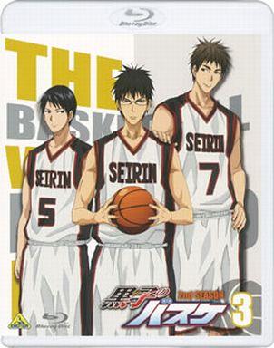 【中古】アニメBlu-ray Disc 黒子のバスケ 2nd season 3 [初回版]
