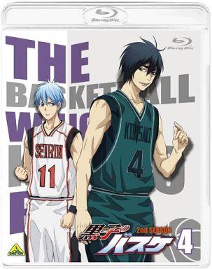 【中古】アニメBlu-ray Disc 黒子のバスケ 2nd season 4 [初回版]