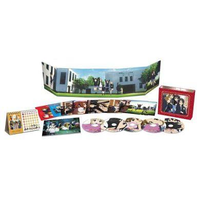 【中古】アニメBlu-ray Disc けいおん! Blu-ray Box [初回限定生産]