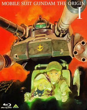 【中古】アニメBlu-ray Disc 機動戦士ガンダム THE ORIGIN I 青い瞳のキャスバル