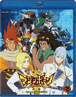 マジンボーン Blu-ray COLLECTION VOL.2