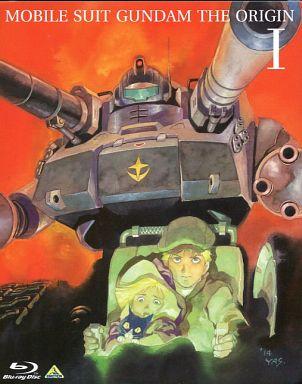 【中古】アニメBlu-ray Disc 不備有)機動戦士ガンダム THE ORIGIN I(状態:解説書欠品)