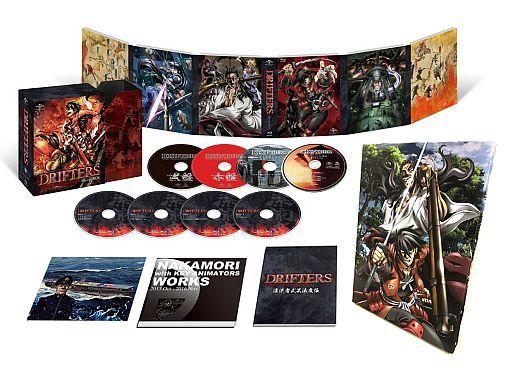 DRIFTERS Blu-ray BOX [Amazon.co.jp限定]