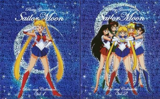 【中古】アニメBlu-ray Disc 美少女戦士セーラームーン Blu-ray COLLECTION 初回生産限定版 全2BOXセット