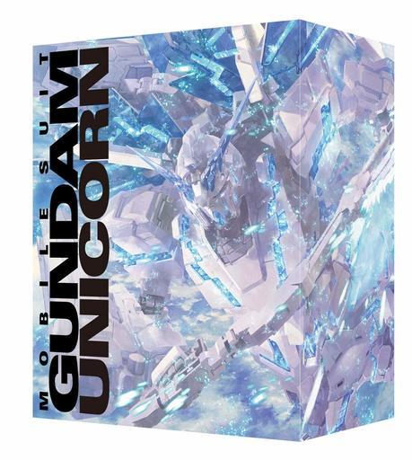 機動戦士ガンダムUC Blu-ray BOX Complete Edition RG 1/144 ユニコーンガンダム ペルフェクティビリティ 付属版 [初回限定生産版]