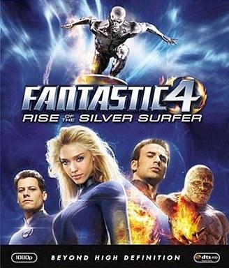 【中古】洋画Blu-ray Disc ファンタスティック・フォー:銀河の危機