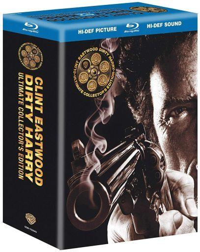 【中古】洋画Blu-ray Disc ダーティハリー アルティメットコレクターズエディション