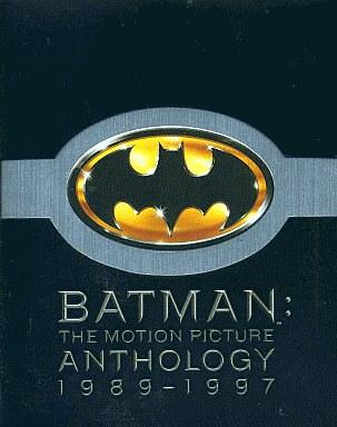 【中古】洋画Blu-ray Disc バットマン・アンソロジー コレクターズ・ボックス