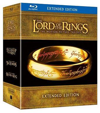 【中古】洋画Blu-ray Disc ロード・オブ・ザ・リング エクステンデッド・エディション トリロジーBOX